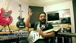 Rockumental presenta Luis Rueda (parte 1)