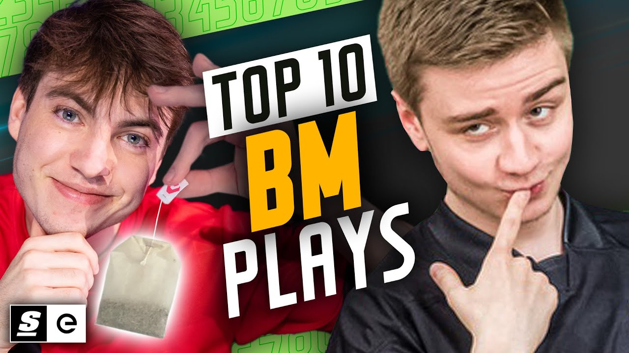 Top 10 Most Disrespectful Plays In Esports History
