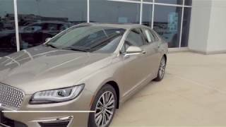 2018 Lincoln MKZ Available Features