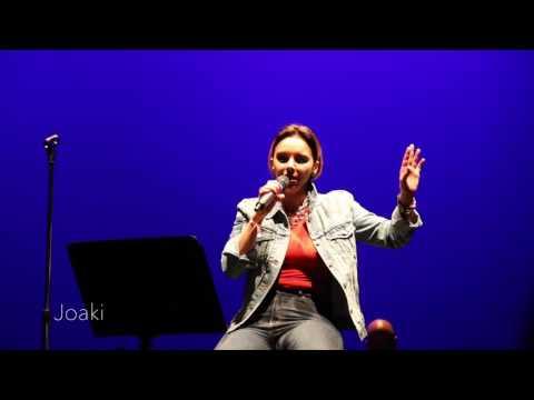 8. Lagrimas - Chenoa - Ourense (Orense) directo concierto