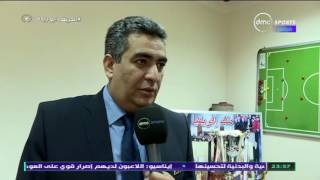 الحريف - تعليق احمد مجاهد و مجدي عبد الغني على