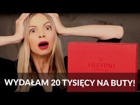 Kupiłam buty za 20 tysięcy złotych!