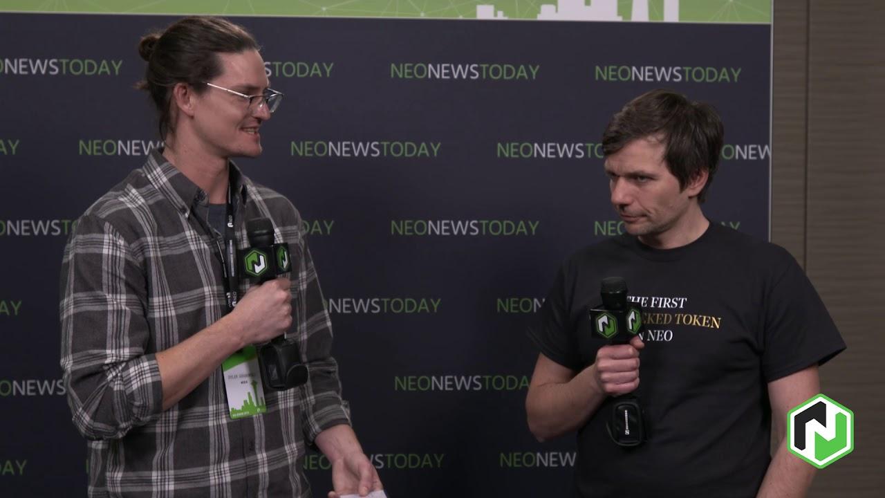 Christoph Klocker - Novem interview at NEO DevCon 2019