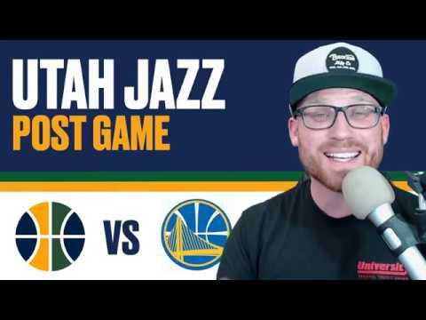 Jonas Jerebko tip-in leads the Warriors over the Jazz - Reaction