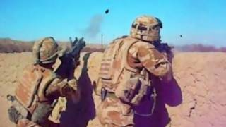 RAW BRITISH FIREFIGHT IN AFGHANISTAN | FUNKER530