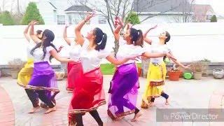Mujhe Rang De - Bollywood Dance.