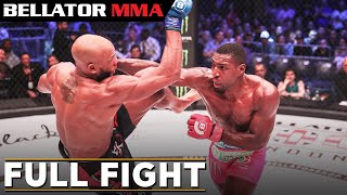 Bellator MMA: Phil Davis vs. Linton Vassell - FULL FIGHT