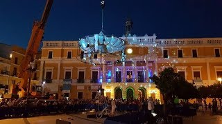 Noche en Blanco Badajoz 2017