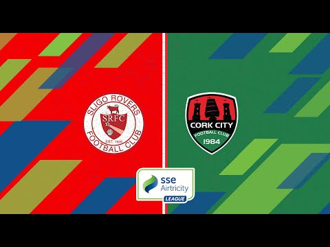 Premier Division GW17: Sligo Rovers 2-1 Cork City