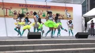 2014/06/15 12時15分~ タイフェスティバル2014 名古屋 久屋大通公園 久...