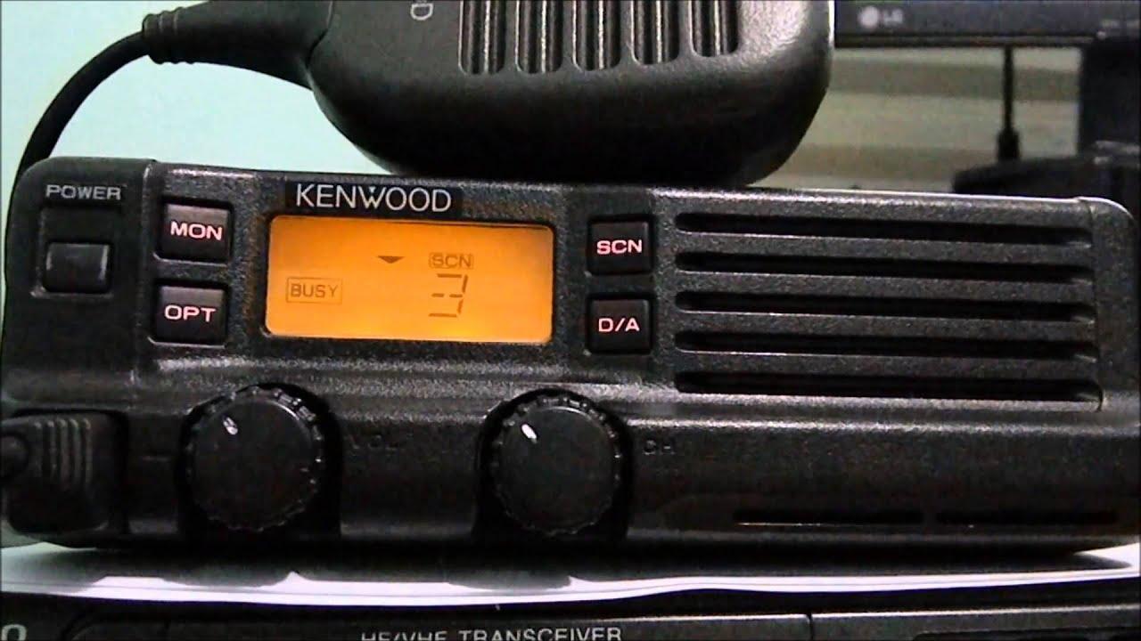 Kenwood TK-790H VHF FM Radio Transceiver