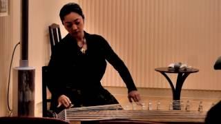 YAMADA Azusa, vibraphone NAKABAYASHI Rie, 17-stringed koto EMURA Na...