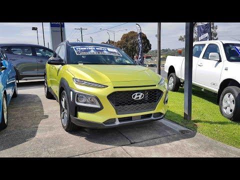 Hyundai Kona 2018 In depth Tour Interior and Exterior