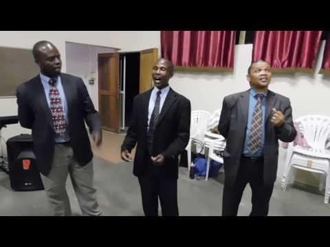 "The ""Clicking"" Language of the Darmard-Nama People of Namibia"