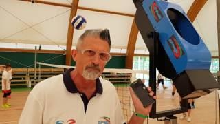 Andrea Lucchetta: un filo rosso che unisce Rovereto, il grande volley e il Trofeo delle Regioni 2017