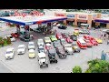 Vintage Cars Philippines Parade - Christmas by Manila Bay 2017