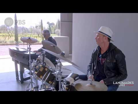 Andrea Bocelli and Chad Smith Jam | Landmarks Live in Concert - Andrea Bocelli