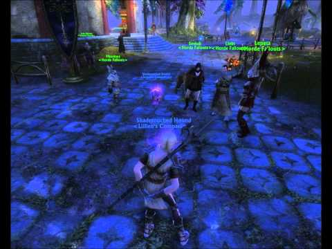 Horde Fallouts Dace Party