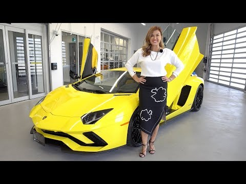 What your Lamborghini Salesperson should tell you when buying an Aventador S!
