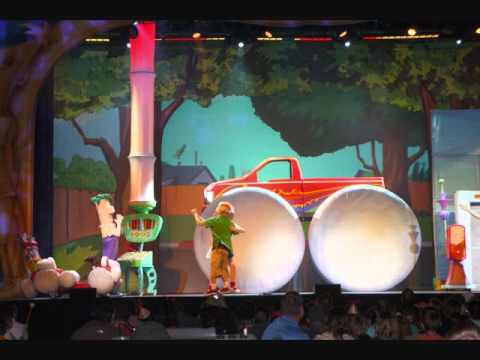 Phineas & Ferb Live Tour: Pictures & Video To Fav P&F Songs!