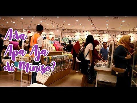 Ada Apa Aja Di Miniso ? | Vlog #15