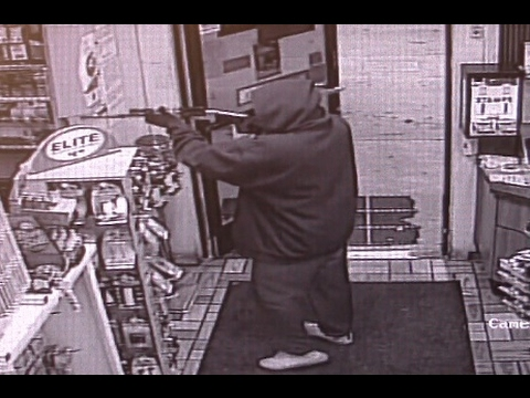Armed Men Rob Caruthers Gas Station