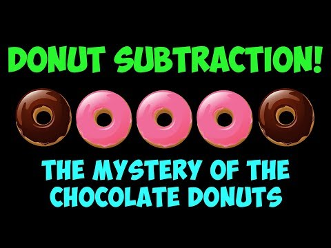 subtraction-song--the-mystery-of-the-chocolate-donuts