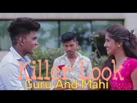 Killer Look/Ft. GURU AND MAAHI/Sid Mr rapper/Dj Danny