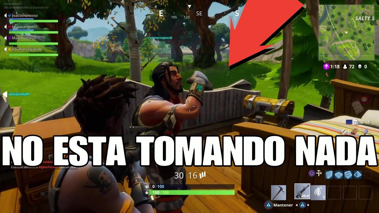 Descarga Fortnite Un Juego De Ps4 100 Gratis Online Sin Cuenta