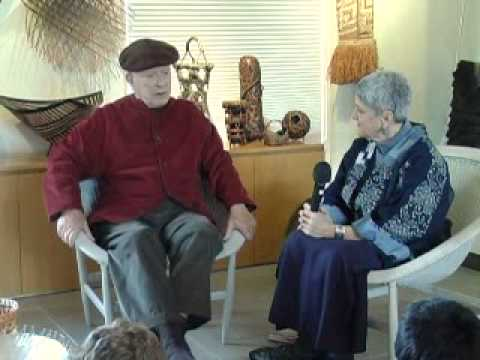 Interlacing, an interview with Jack Lenor Larsen 2007
