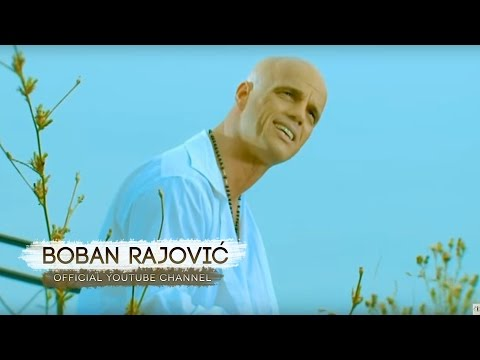 BOBAN RAJOVIĆ - CRNA LALA (OFFICIAL VIDEO)