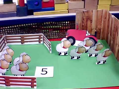 Farmer Pete song with animation by Sunshine Class pupils aged 5 years
