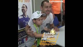 Le 18:18 - Le médaillé olympique Michaël Guigou de retour à la maison