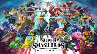 "Super Smash Bros. Ultimate OST: Galaga Medley, ""Segment 4"" Extension"