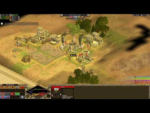 Rise of Nations - The IMPOSSIBLE 1v4 Tougher AI Attempt!