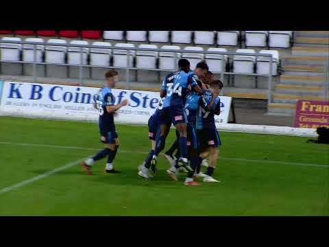 Stevenage Wycombe Goals And Highlights