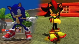 Sonic Adventure 2 HD | City Escape & Radical Highway