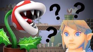 Super Smash Bros Confusion (Direct Reaction)