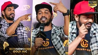 Hiphop Adhi's Supersonic Rap with Beatbox! - Get ready to head bang!