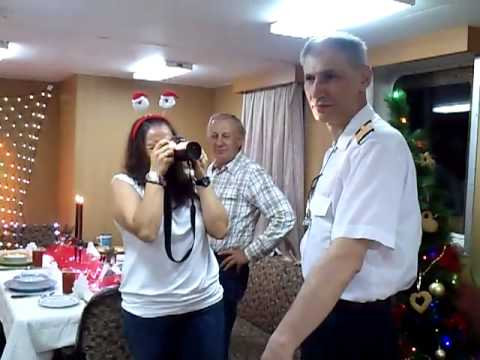 CHRISTMAS EVE @ LPG/C NAVIGATOR PLUTO