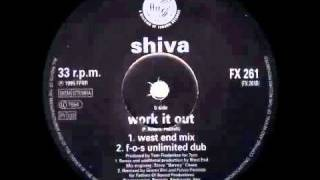 HOUSE MUSIC TRACKS Shiva - Work It Out