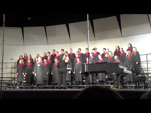 CHS Winter Concert 2019  Chorale  He Lives In You