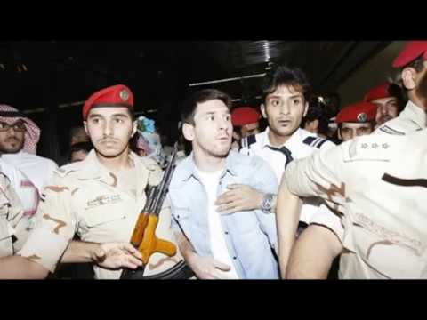 Messi Gets Caught For Using Drugs To Maintain His Height