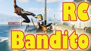 RC Bandito; GTA Online King of Troll...Funny Clips