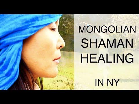 Mongolian Shaman Healing in NY / Connecting to your Spiritual Guide / Spiritual Journey Experience