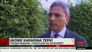 CNNTürk - Ana Haber / Firuz Bağlıkaya