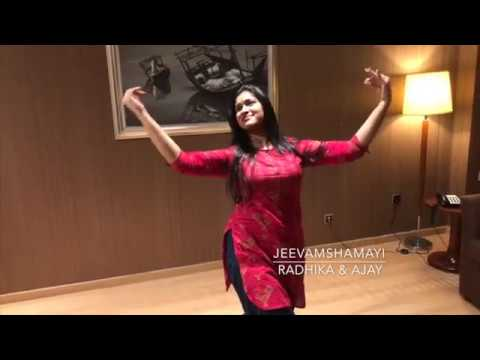 Jeevamshamayi(Fun Session) - Theevandi Movie - RadhikAjay - Dance & Song Version