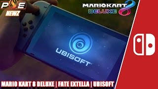 Nintendo Switch - Excited For A Ubisoft Game? Us Best-sellers, Mk 8 Load Times & More! | Pe Newz