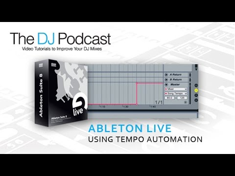 how to show clip automation ableton