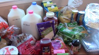 FAMILY OF 6-8 GROCERY HAUL! - VEDA DAY 12